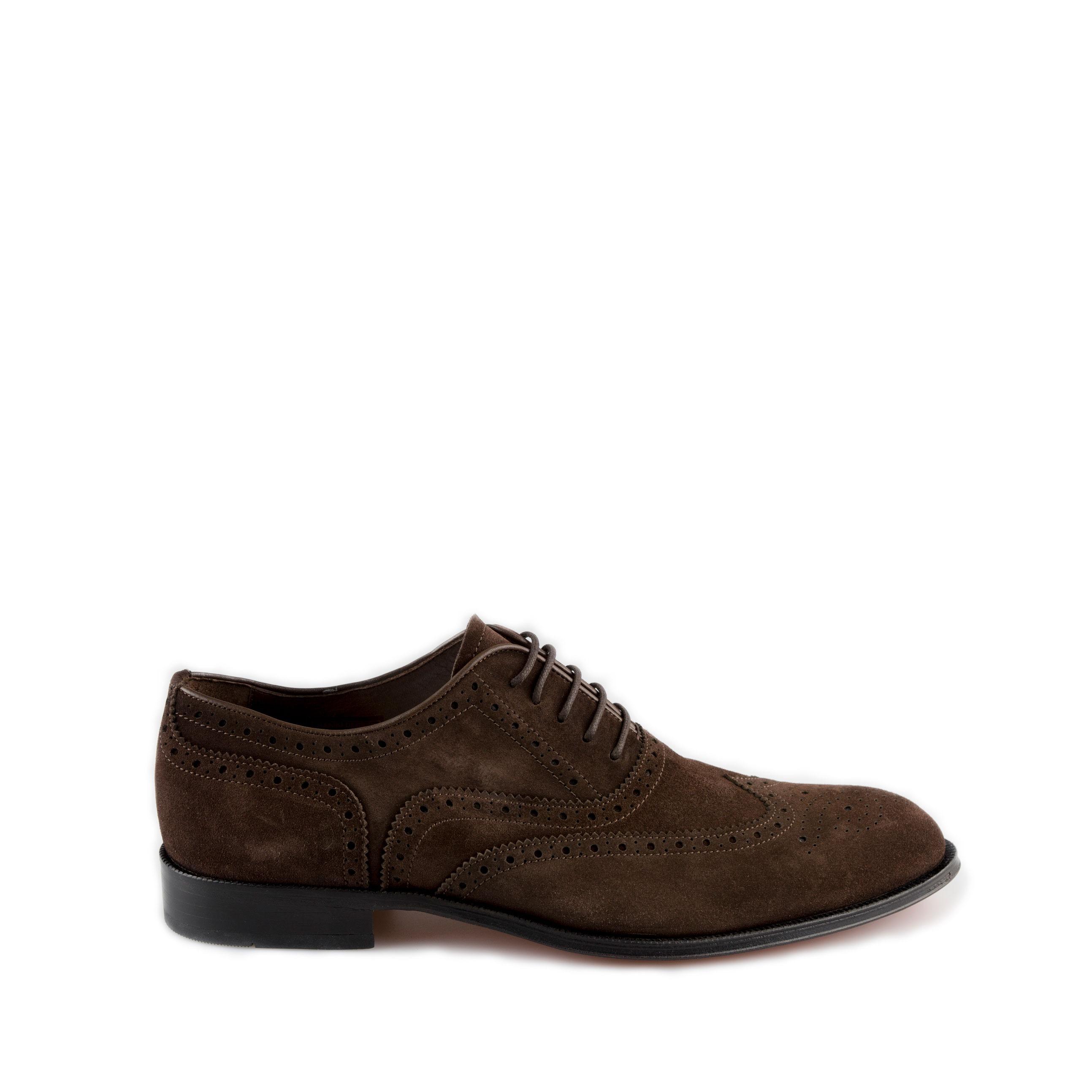 schoenen suede