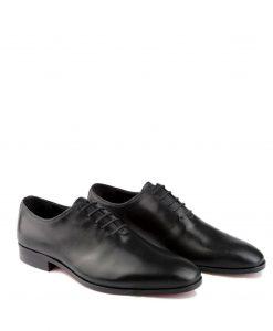 Zwart heren schoenen